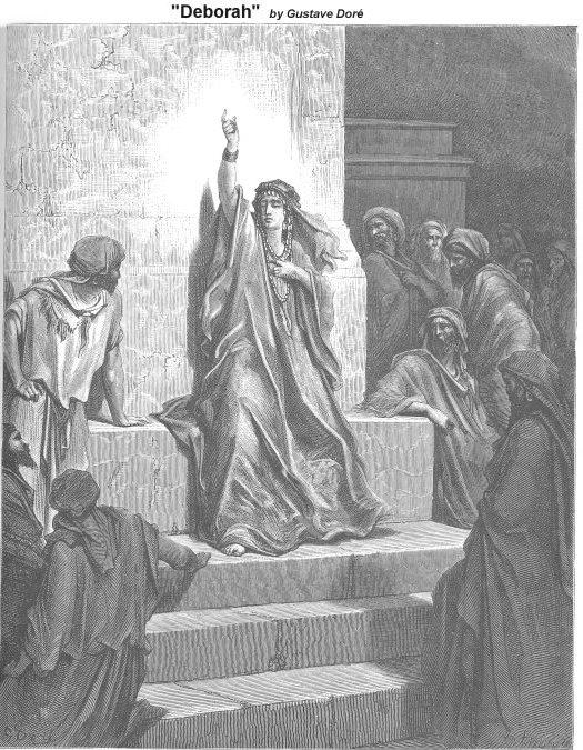 Bible_Gustave-Dore-Deborah